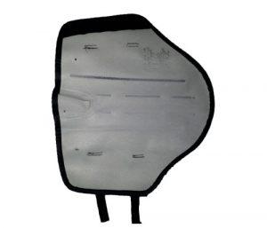 Perneira 3 Talas com Velcro - 22 - 6